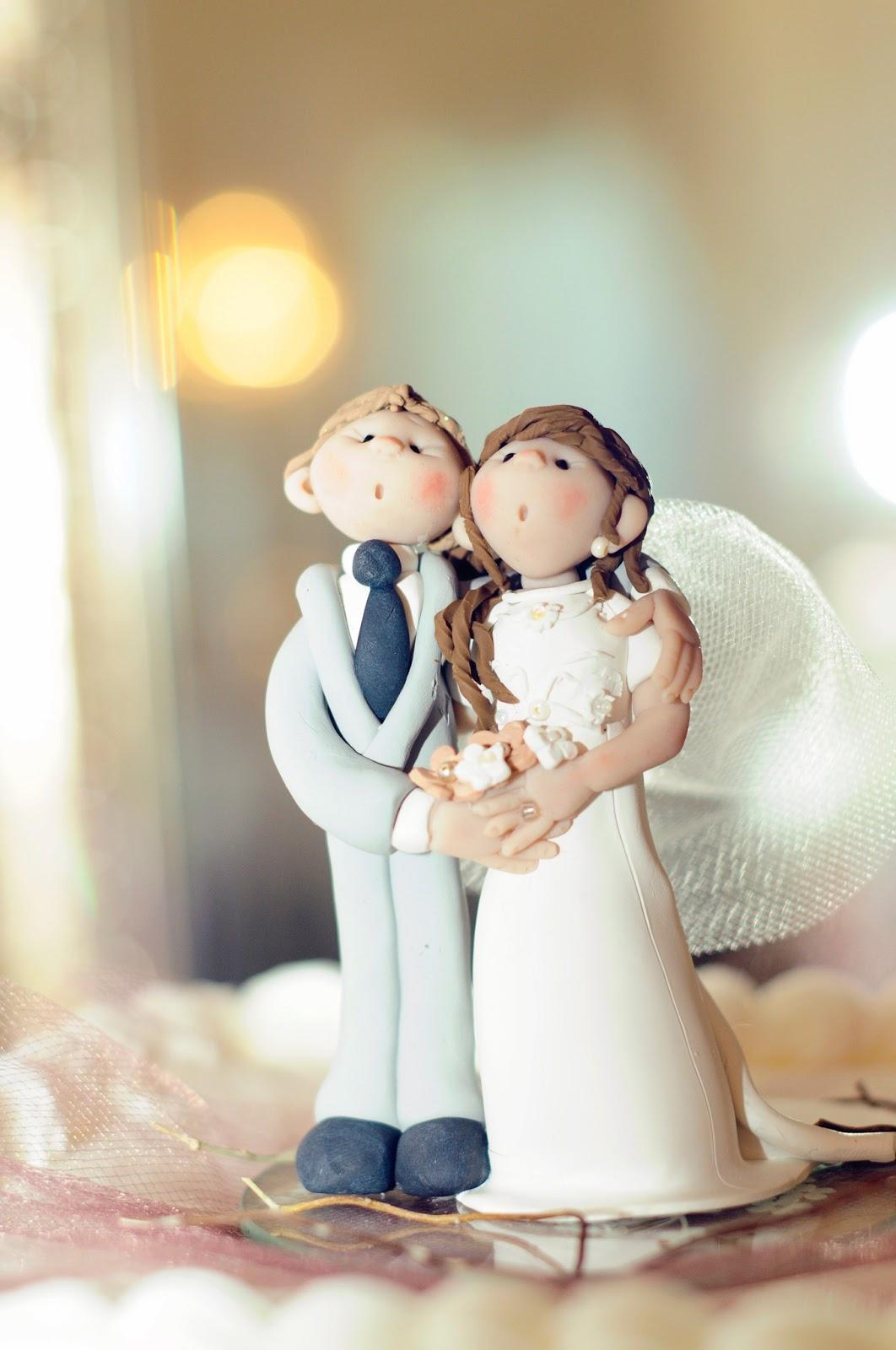 newlywed cake