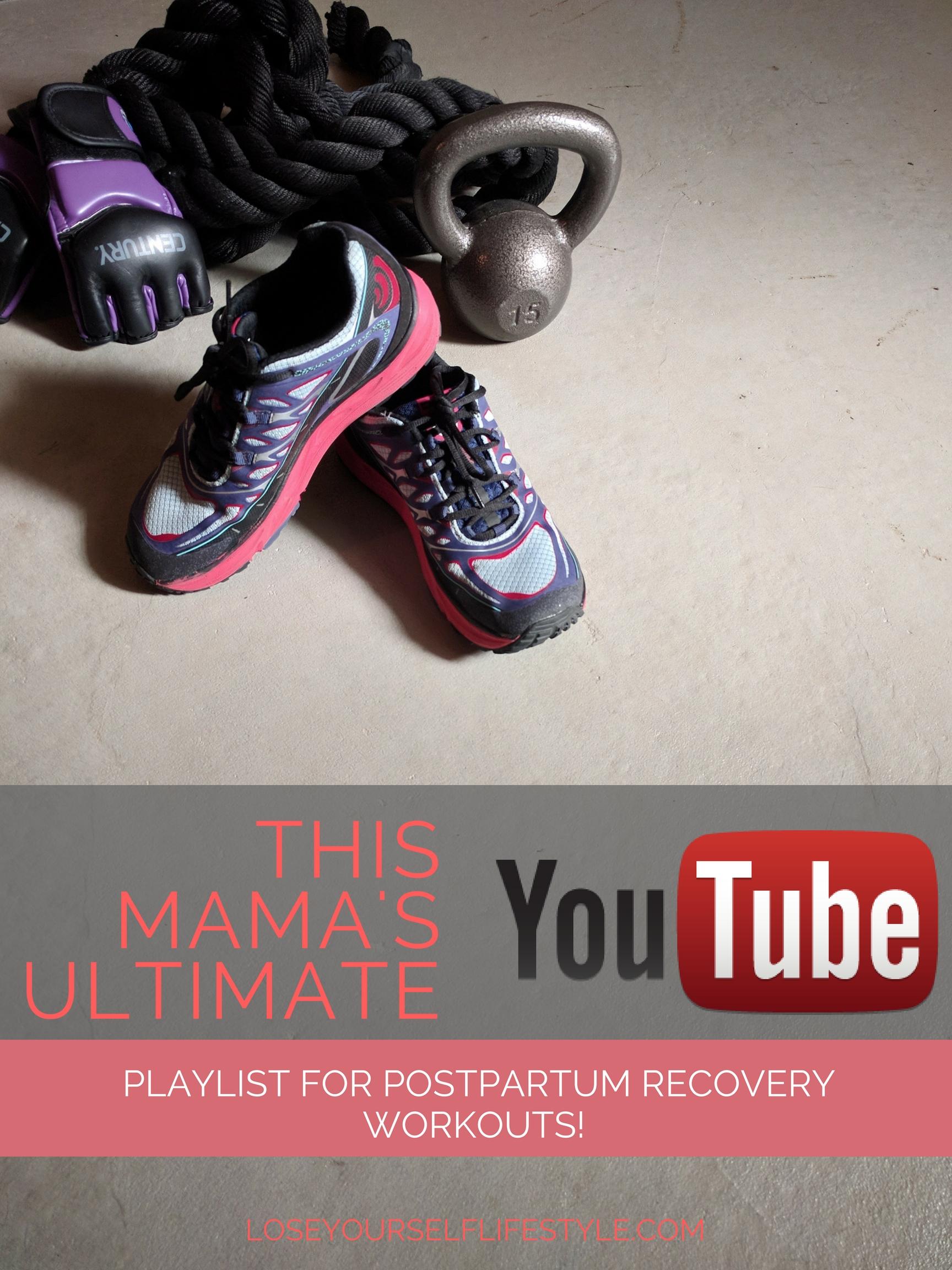 youtube postpartum list